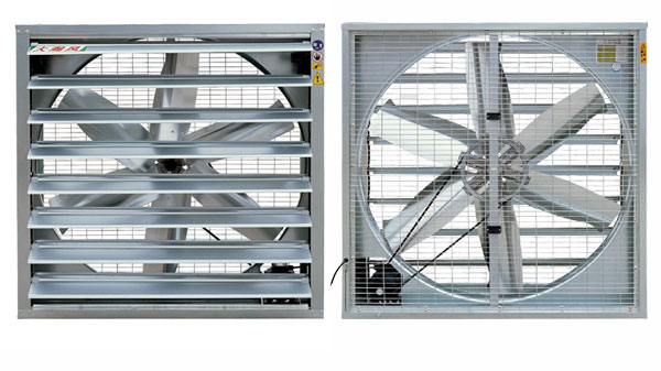 Quạt thông gió nhà xưởng - Quạt công nghiệp