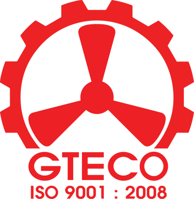 Logo quạt công nghiệp Gteco