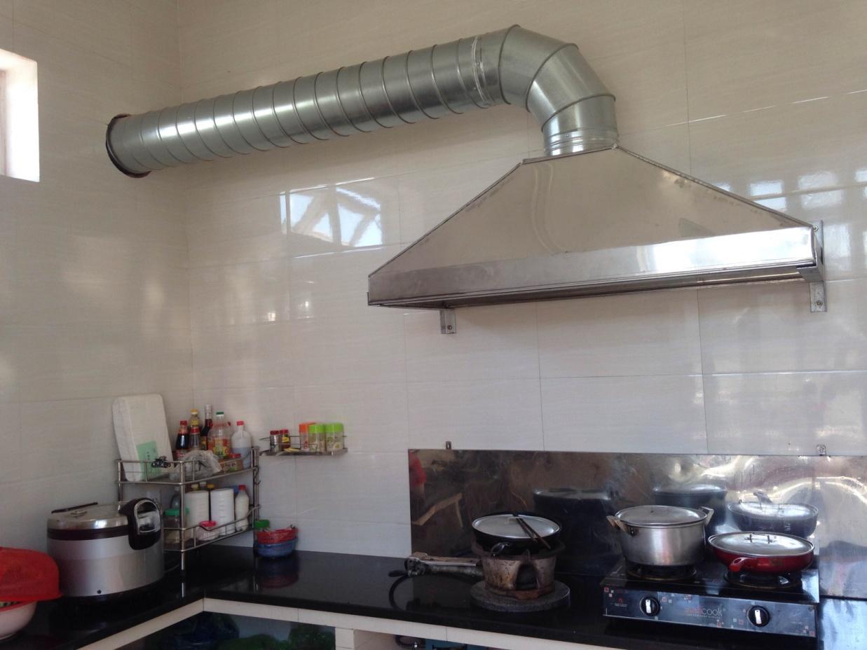 Tư vấn: Có nên sử dụng hệ thống hút khói nhà bếp không?