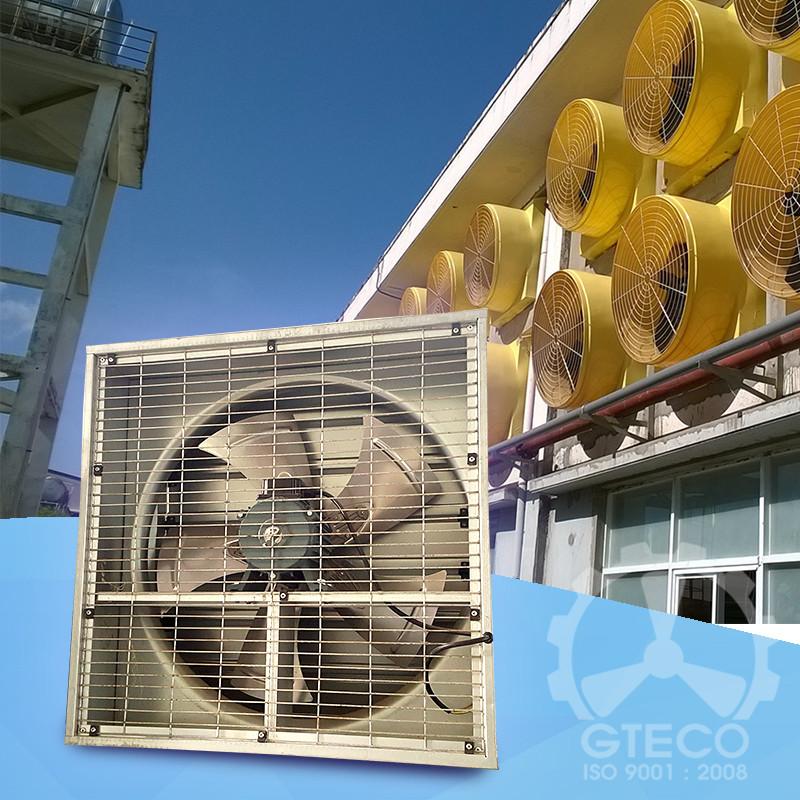 Thông gió làm mát có những ưu điểm nổi bật gì?