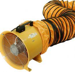 Những điều cần biết về ống gió vải