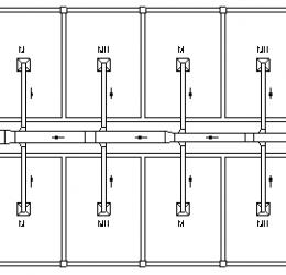 Tính toán thiết kế đường ống dẫn không khí thông gió làm mát
