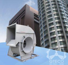 Hệ thống xử lý khí thải công nghiệp