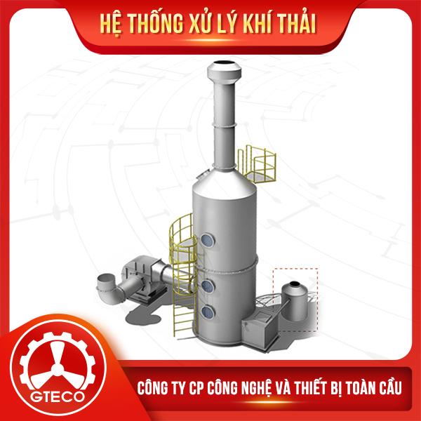Xử lý khí thải kim loại