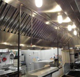 Giới thiệu quạt hút khói công nghiệp, bếp ăn, nhà hàng