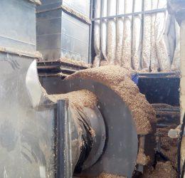 Hệ thống hút bụi gỗ công nghiệp