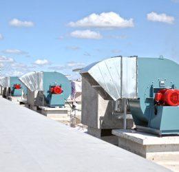 Hệ thống thông gió trong đời sống và sản xuất