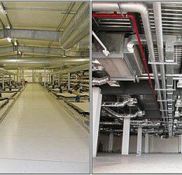 Tìm hiểu về hệ thống thông gió công nghiệp cho nhà xưởng