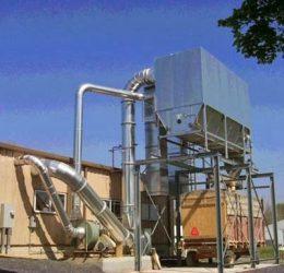 Thiết kế lọc hút bụi công nghiệp cho nhà xưởng hiện nay