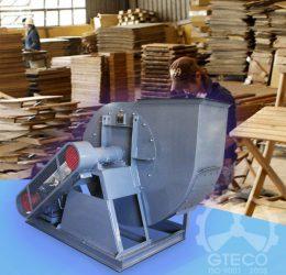 Hệ thống hút bụi xưởng gỗ từ thương hiệu uy tín nhất hiện nay
