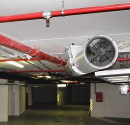 Quạt cấp khí tầng hầm có chất lượng tốt nhất thị trường