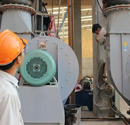 Quạt hút khí thải lò công nghiệp có được sử dụng rộng rãi không?