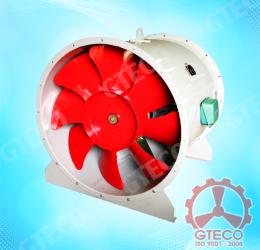 Quạt hướng trục đặc biệt được phân phối bởi GTECO.