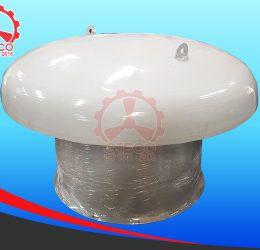 Quạt hút mái DWT cho dự án thông gió tại Công ty Nước Khải khát Coca-Cola Việt Nam
