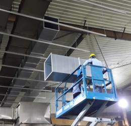 Sự cần thiết của hệ thống thông gió tòa nhà cao tầng