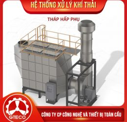 Hệ thống xử lý khí thải lò hơi đốt rác