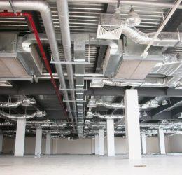 Hệ thống thông gió công nghiệp nhà xưởng