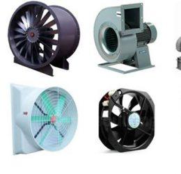 Hệ thống quạt hút công nghiệp và những thông tin bạn cần biết